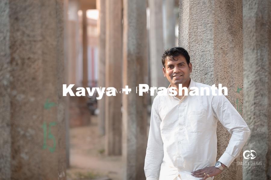 Kavya + Prashanth