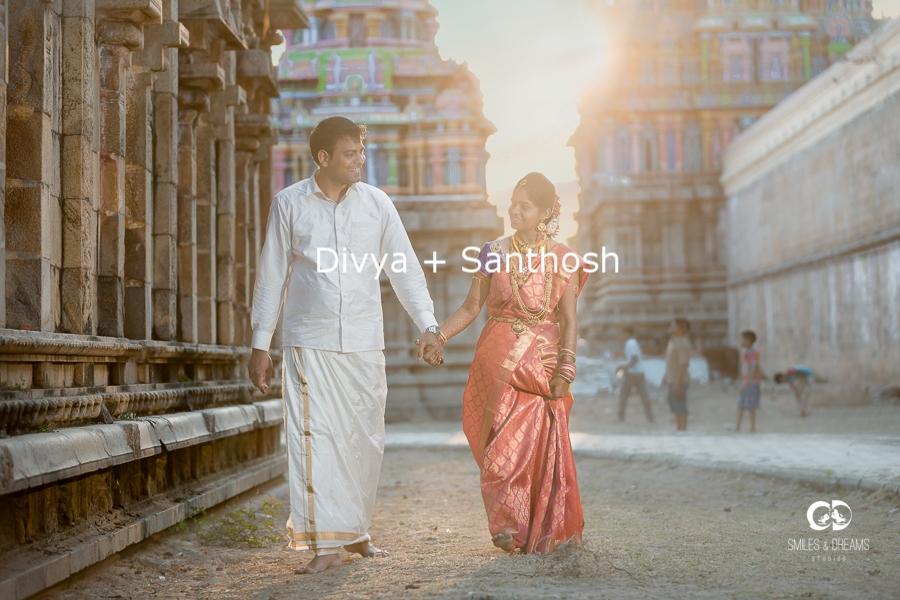 DIVYA + SANTHOSH