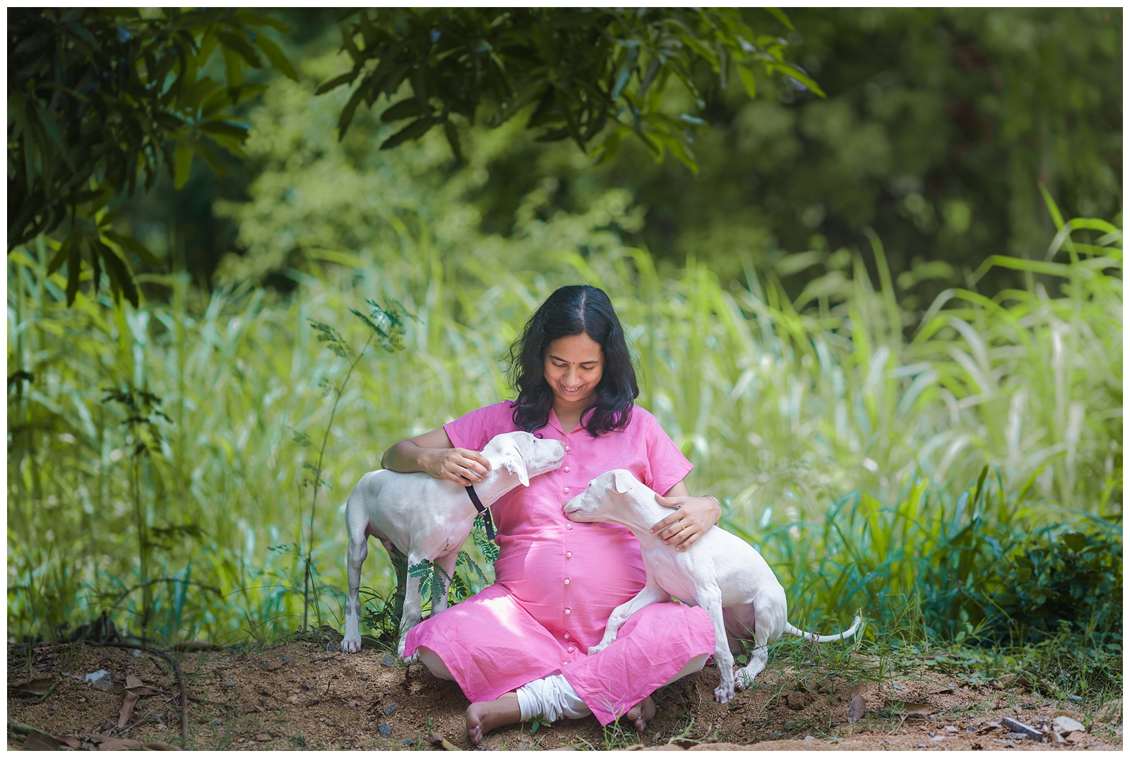 24072016-Bharathi-Second-Maternity-withdogs-017.jpg