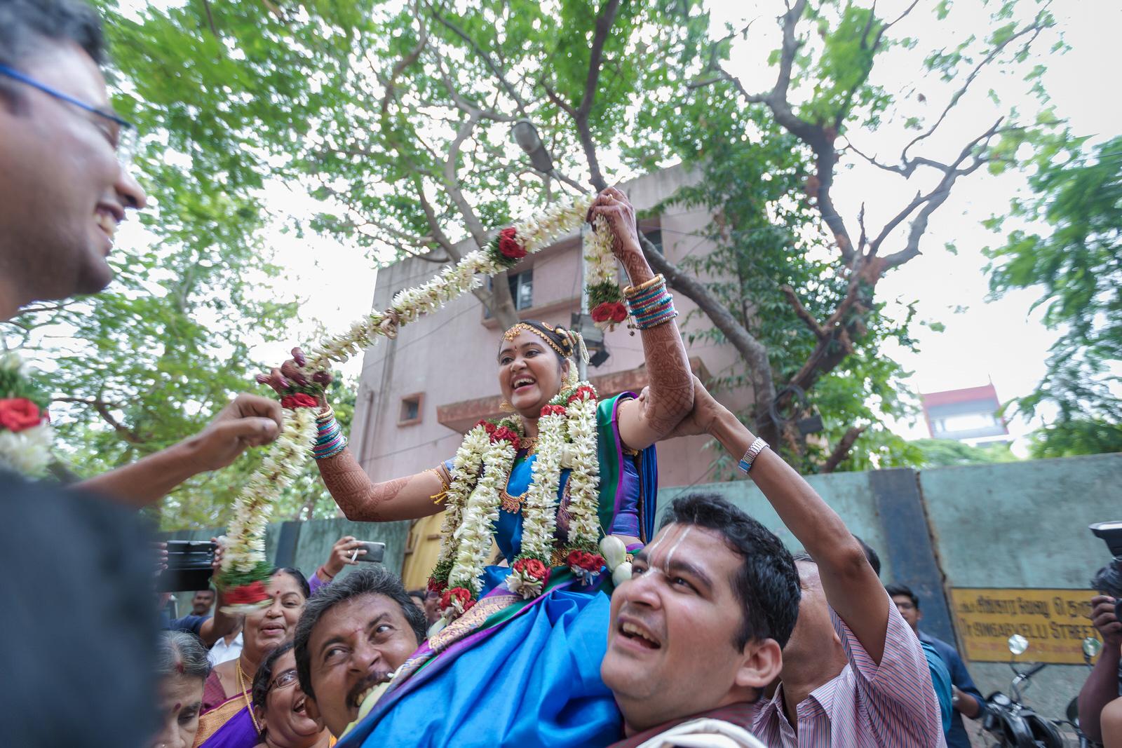 Sriram & Shrinithi -2017