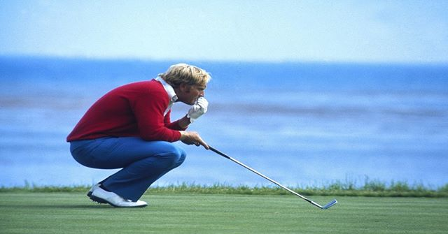 """I never missed a putt in my mind."" Jack Nicklaus Great article on Jack's 4 things he does to make a putt  www.nicklausacademyorlando.com http://ow.ly/JqhF50wyM31"
