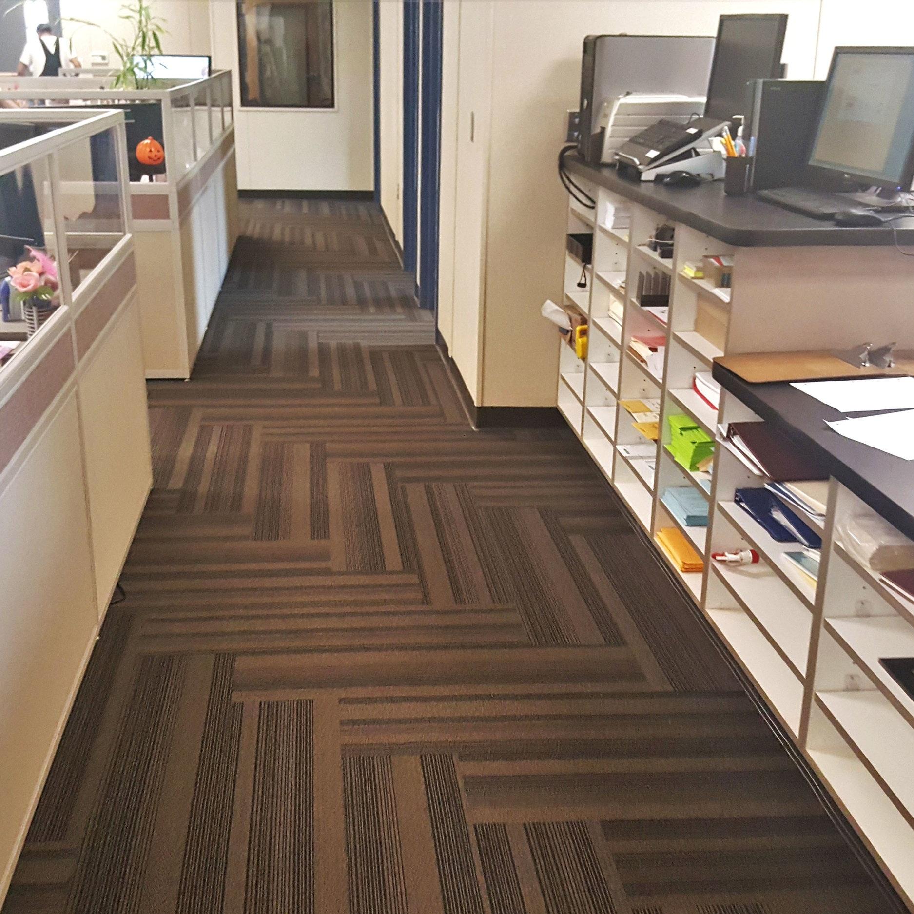 East Side UHSD - Interior Flooring