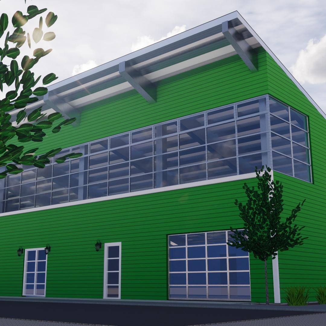 PRE-ENGINEERED BUILDINGS -