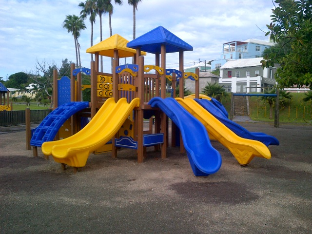 Mullet Bay Playground