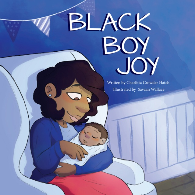Limited Collectors' Editions of Black Boy Joy will be available February 27, 2018!  SHOP NOW