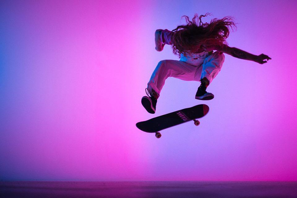 Jonathan C.Lemieux. Kickflip