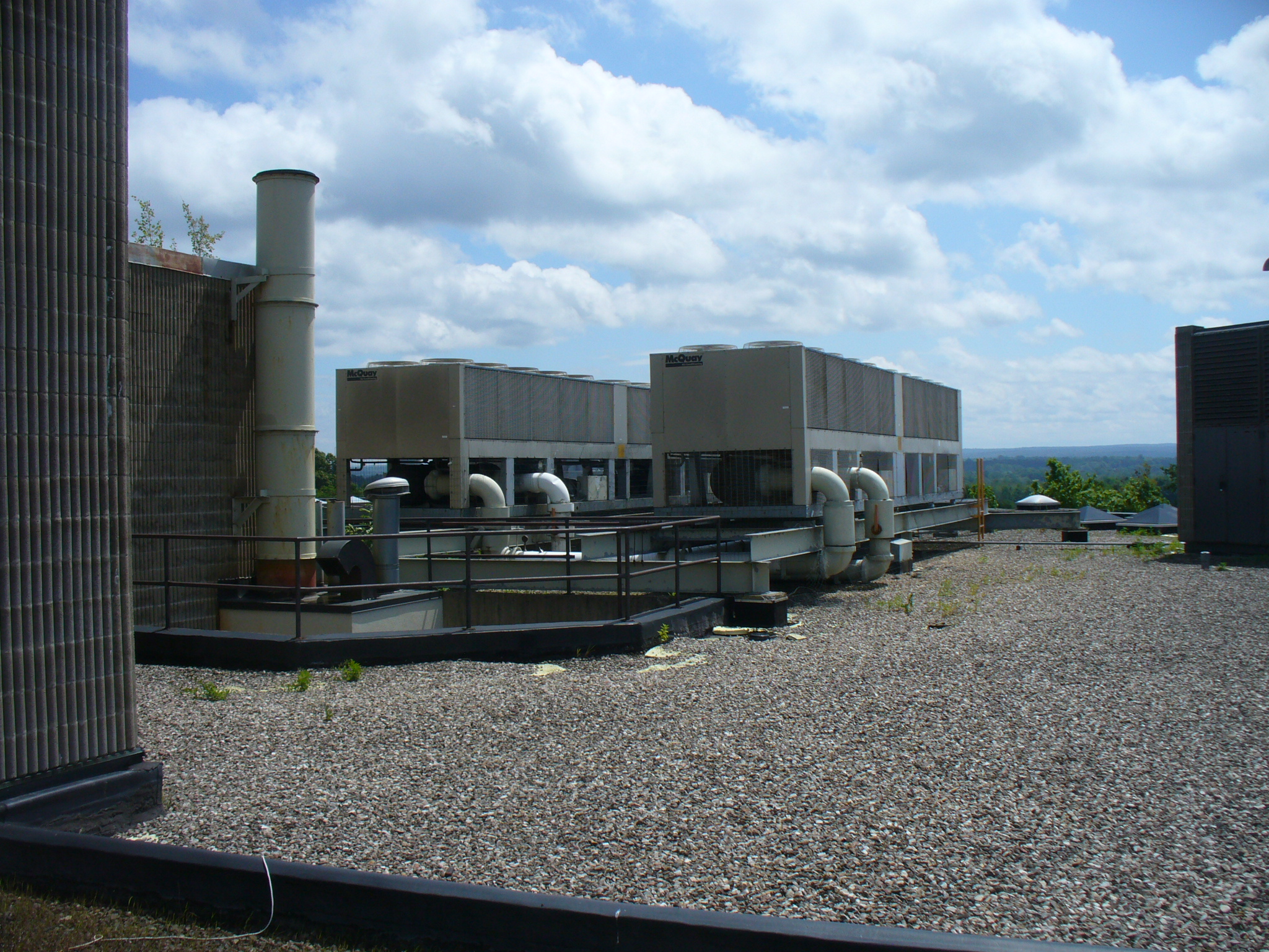 Chiller Plant Replacement - Analysis of Chiller Plant Replacement