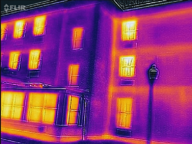 Level II Energy Audit - ANTARES has the ability to deliver reports on multiple sites simultaneously