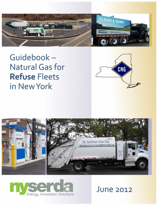 Natural Gas Fleets Guidebook for New York -
