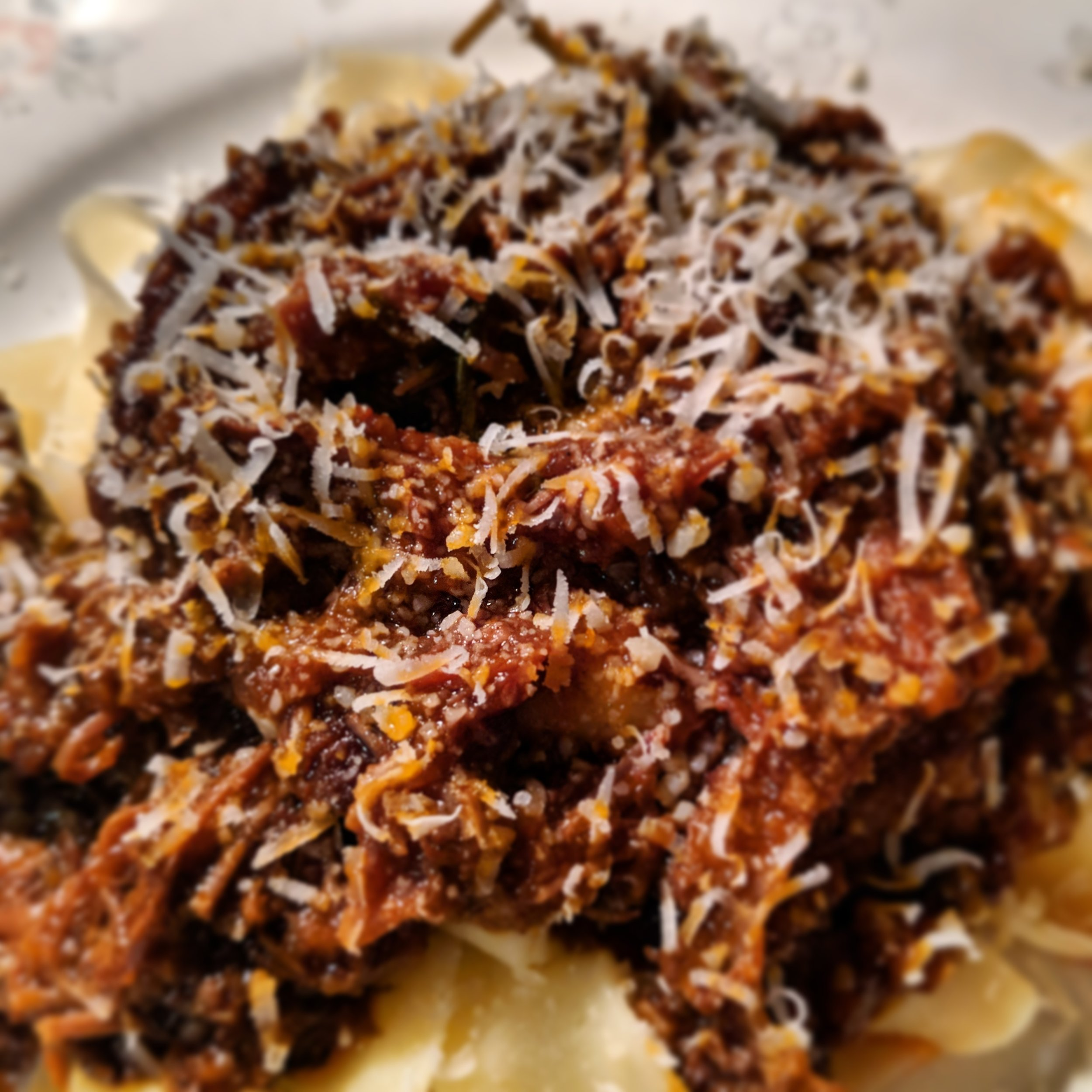 Braised Short Rib Ragu