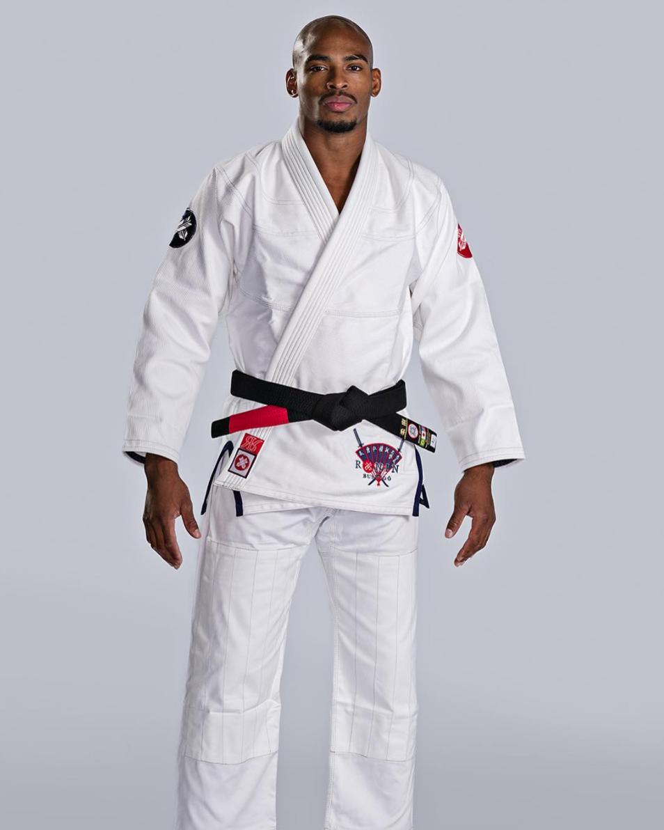 GARRY ST. LEGER   Brazilian Jiu-Jitsu and Judo Black Belt