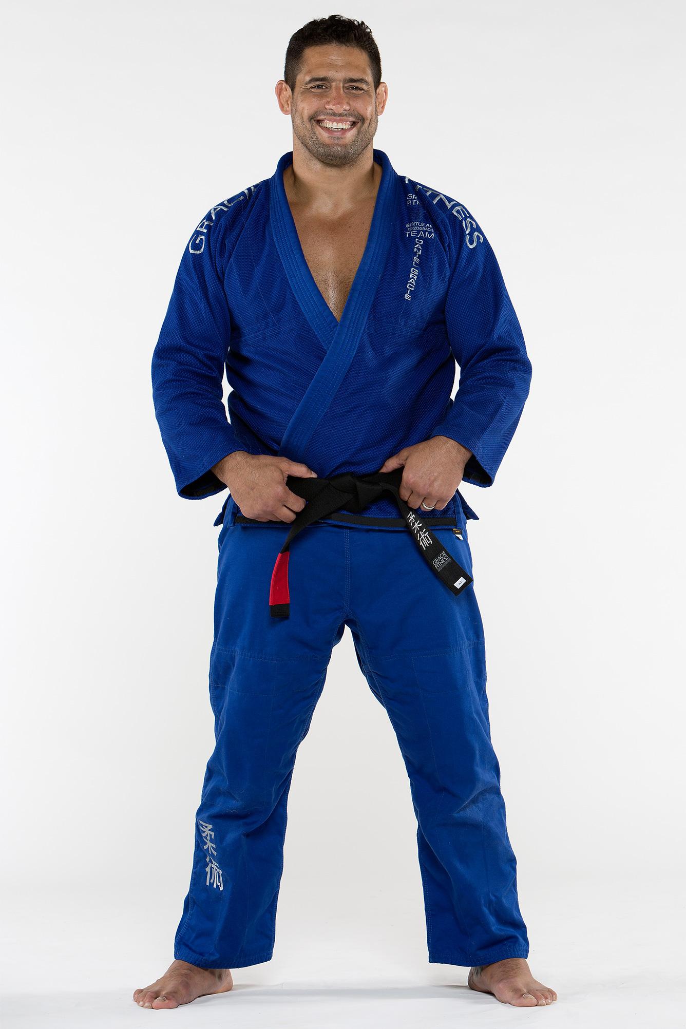 DANIEL GRACIE   Brazilian Jiu-Jitsu Black Belt and MMA athlete