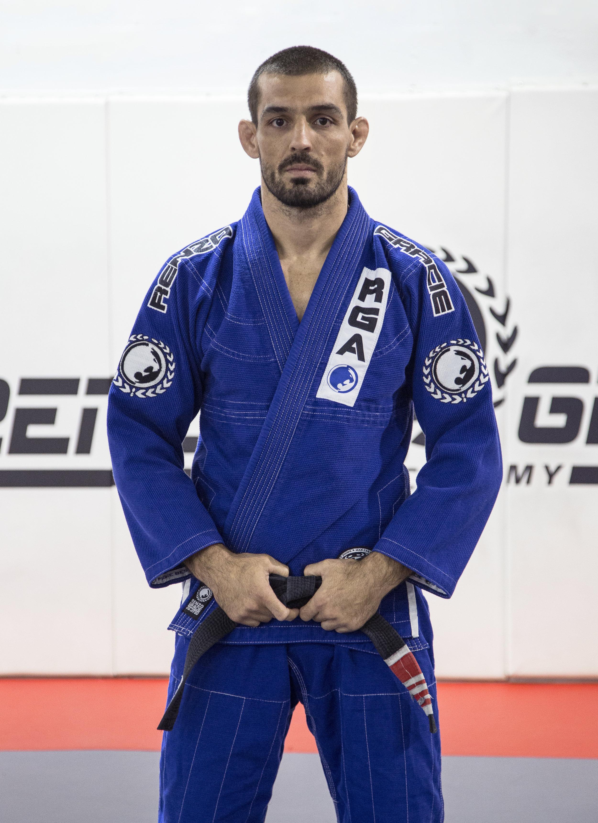 FABIO COELHO   Brazilian Jiu-Jitsu Black Belt