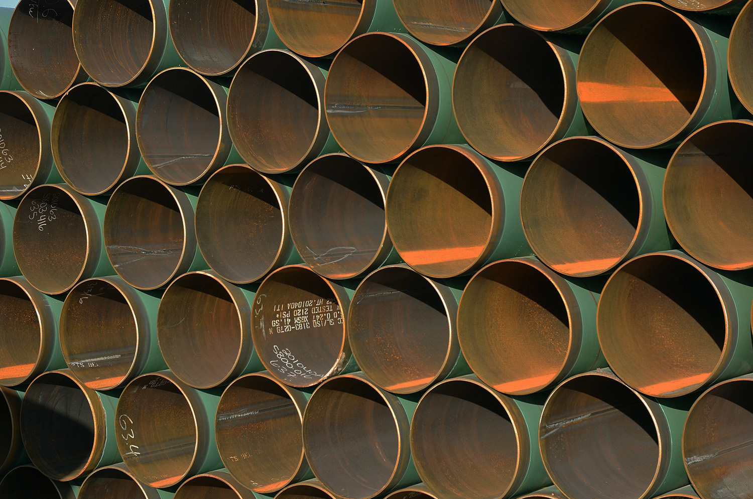 REAL ESTATE SERVICES AND PIPE YARD SELECTION -