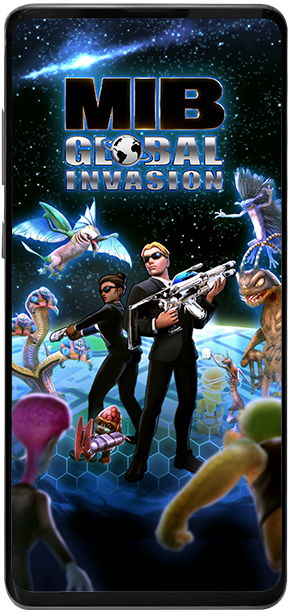 MIB Global Invasion AR Game