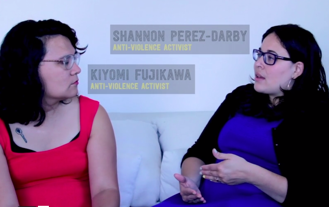 Building Accountable Communities - a wonderful series of short videos featuring conversations between Kiyomi Fujikawa, Shannon Perez-Darby, and Mariame Kaba on harm and accountability