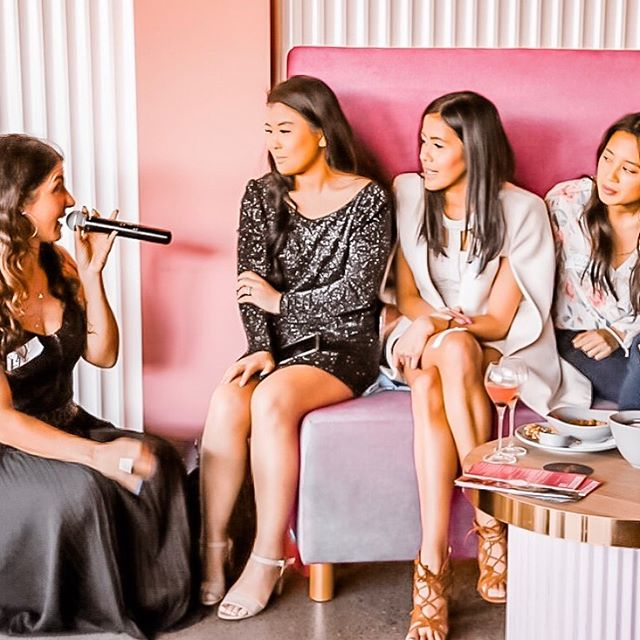 Flashing back to August 10 when we bought together 50 women across Instagram and business at the beautiful @hellogorgeousbar for our @girls_ofthegram event! . It was such a rewarding experience seeing these beautiful women connect and chat the afternoon away! . I really do believe collaboration is so powerful and so many amazing opportunities can come from stepping out of your comfort zone and approaching others to work together! . Have you collaborated before and have some positive experiences? I'd love to hear these below!? . A special thanks to Tracy from @littleredbikefilms that captured this beautiful moment between our guest ☺️💕 . I can't wait for our next event!  @blissmehomeofficial and I are meeting this week to start preparations! . . . . . . . . #womensupportingwomen #girlsofthegram #selflove #womeninbusiness #brisbanesmallbusiness #brisbanewomen #brisbanenetworking #girlsofthegram #feelthelove #smallbusinessowner #brisbaneblogger #eventspace #networking #girlboss #bossladies #wellbeing #womenempowerment