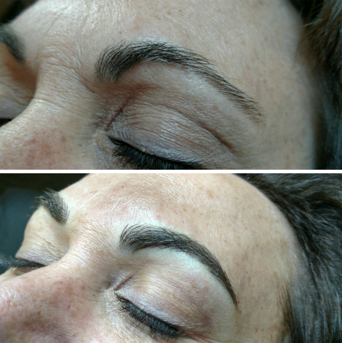 beautiful expert microblading in vancouver-wa.