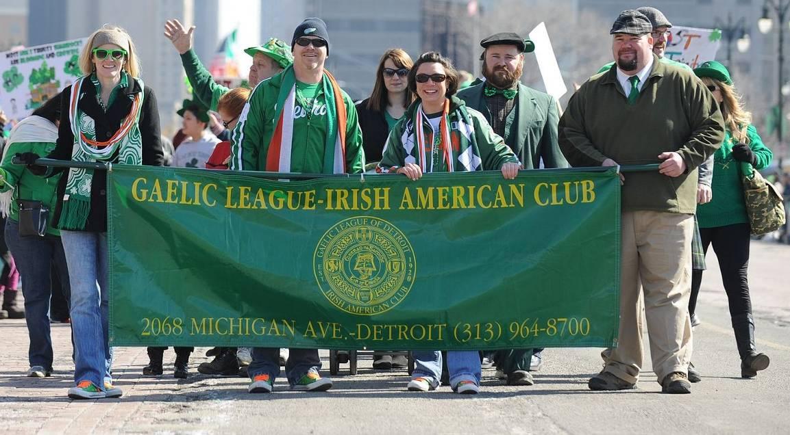 Gaelic LeagueFeb 2018 -