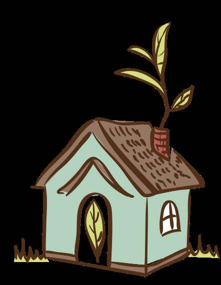Chiselhurst Logo Whimsical House
