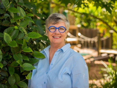 Chiselhurst Kindergarten Toowoomba Director and Educator Rosemarie Dawes