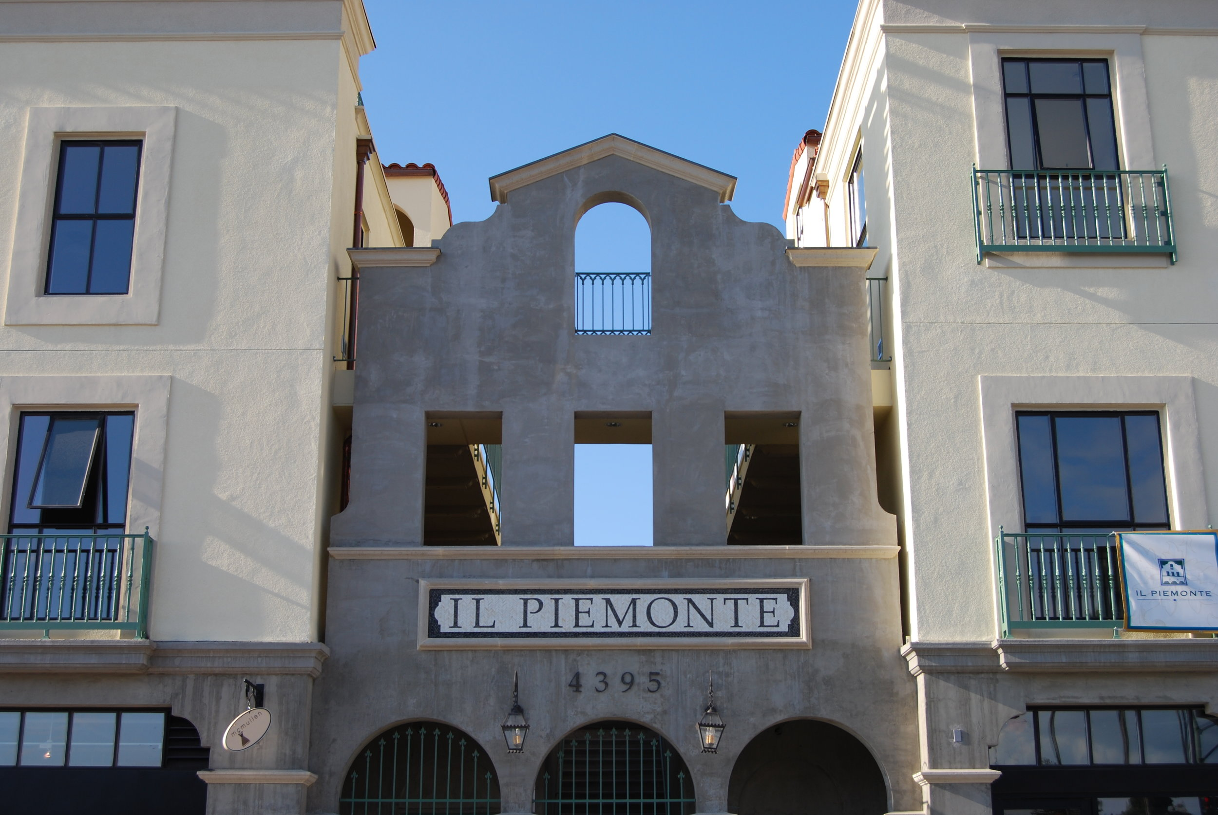 IL PIEMONTE, PIEDMONT CA.