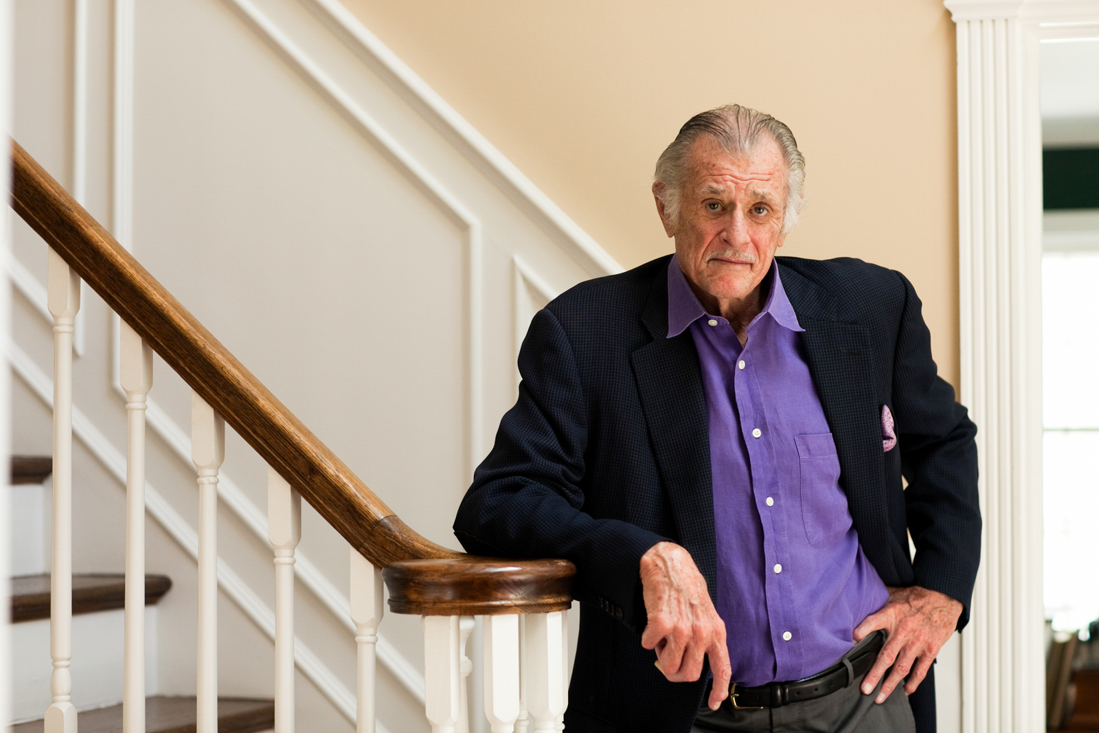 Frank Deford for Moffly Media