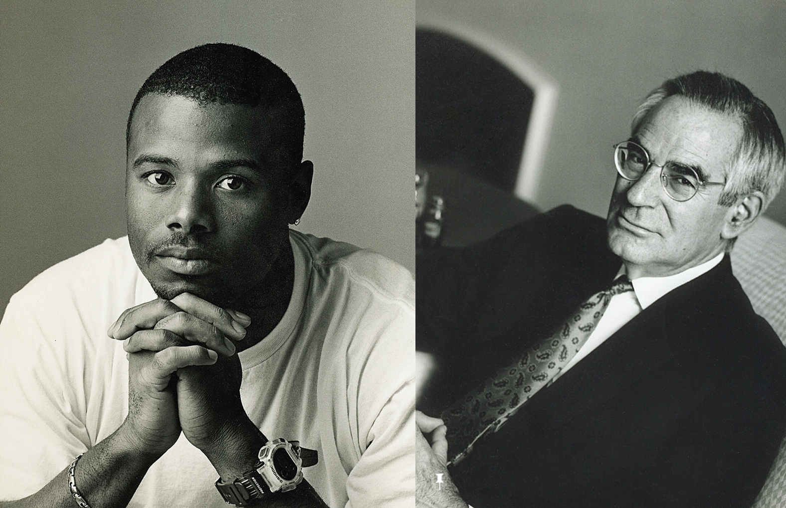 Ken Griffey, Jr. | Baseball Player,                                      David Halberstam | Legendary Author