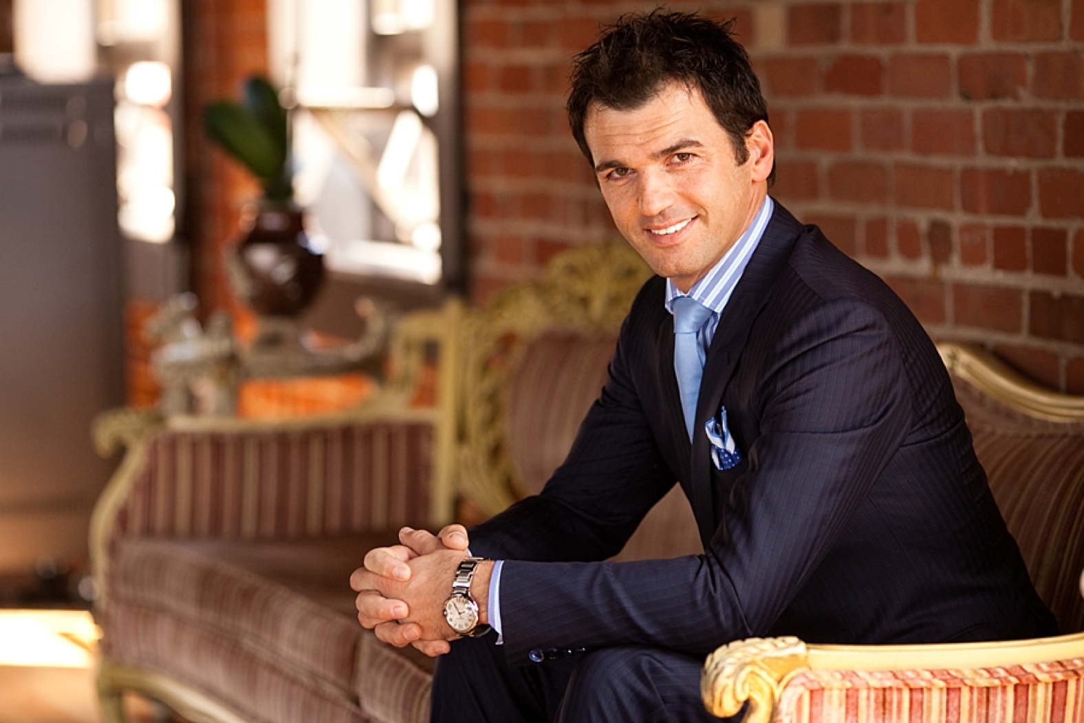 Tony Dovolani | Dancing with the Stars for Serendipity Magazine