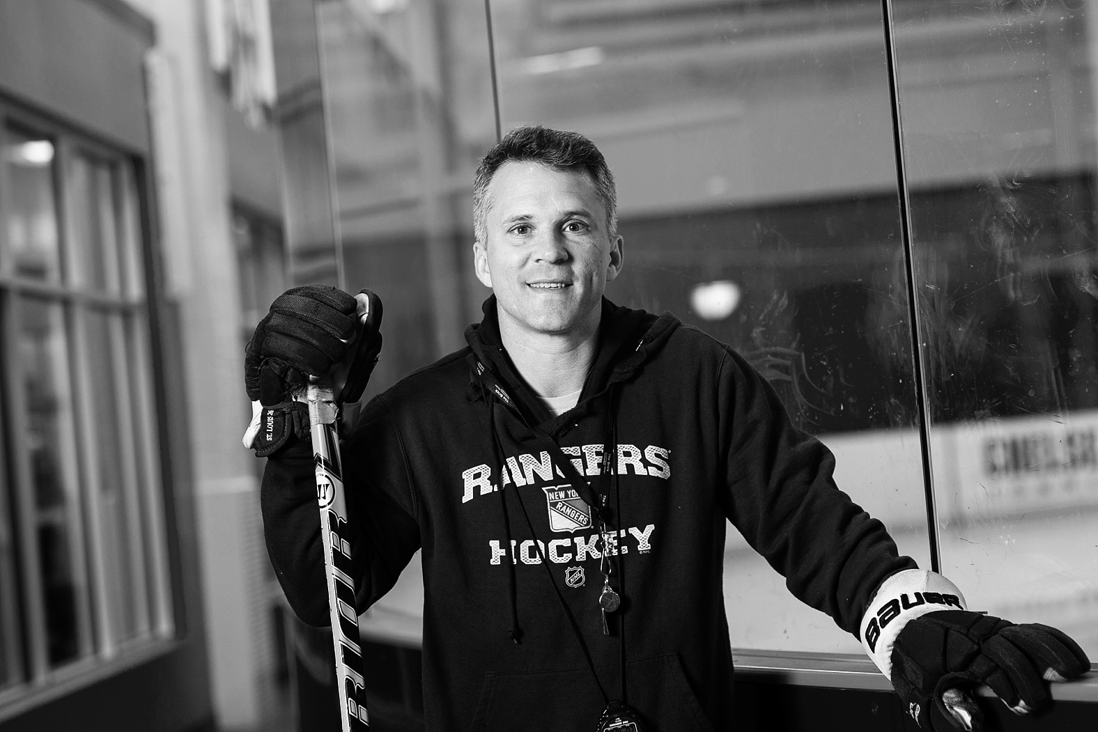 Martin St. Louis, former professional hockey player, for Serendipity Magazine
