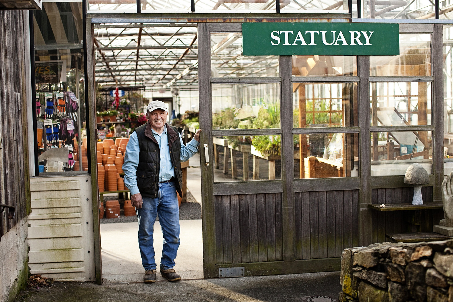 Sal Gilbertie | Gilbertie's Garden Center for Moffly Media