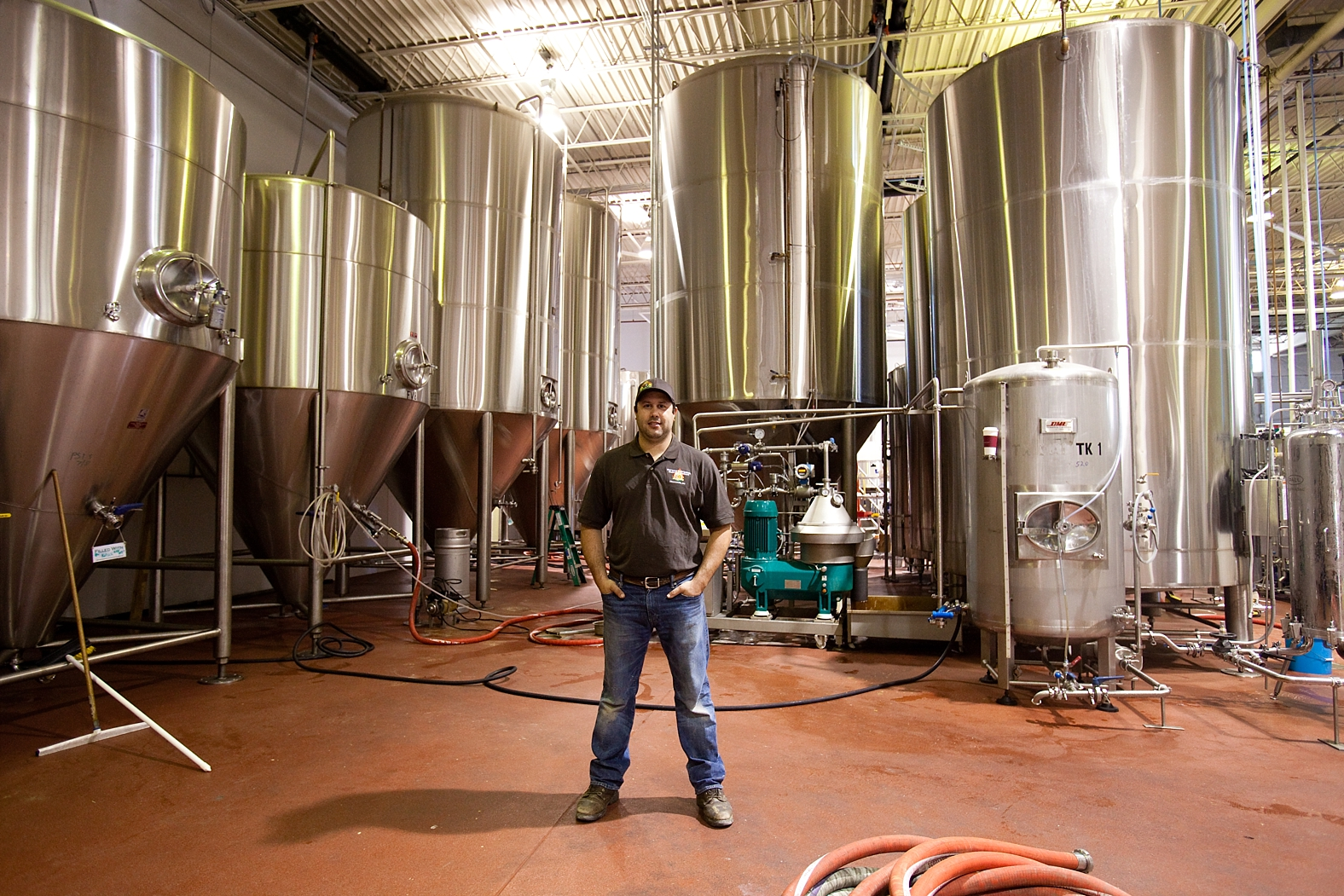 Scott Vaccaro, Founder Captain Lawrence Brewing Company for Serendipity Magazine