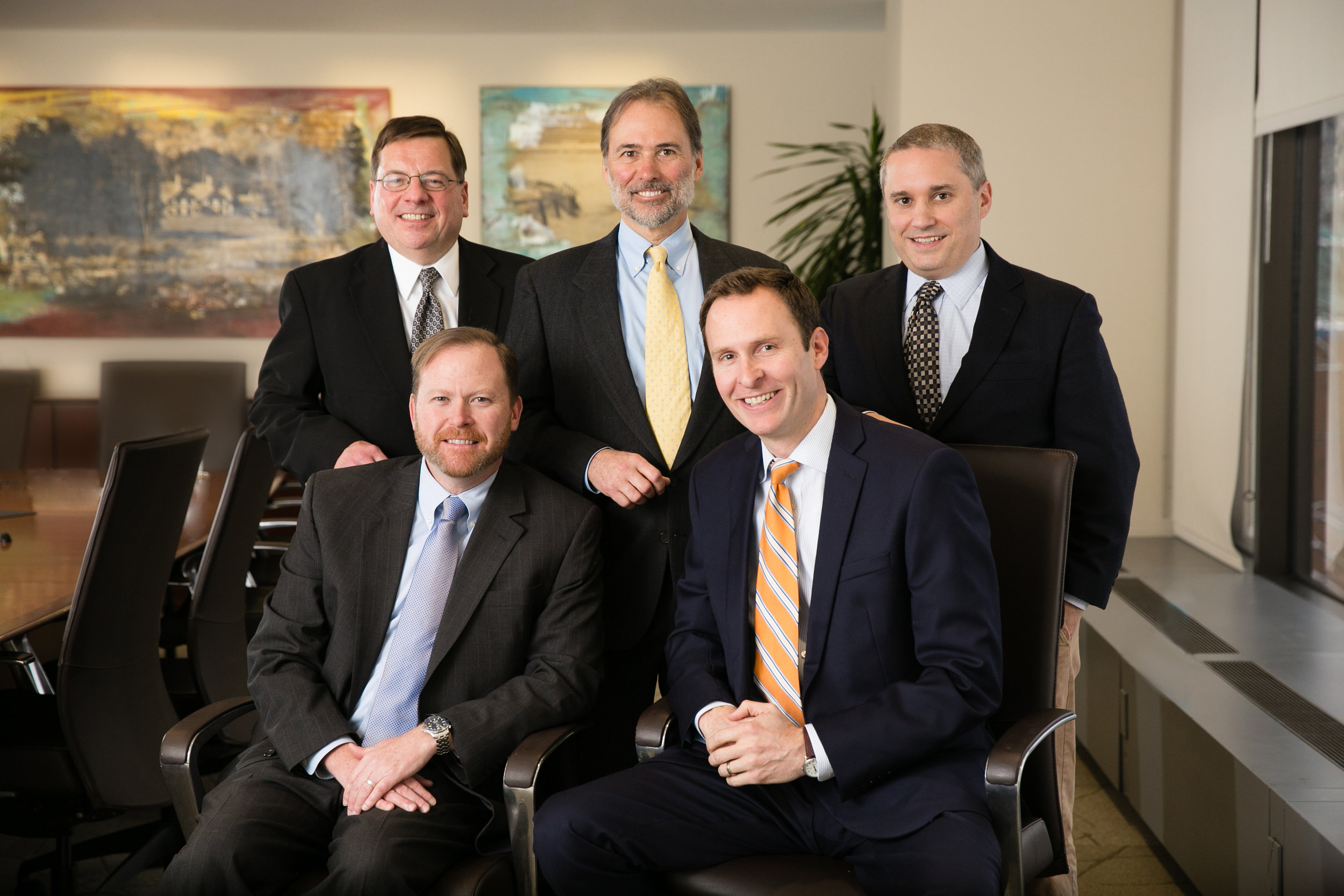 Pure Insurance Executives