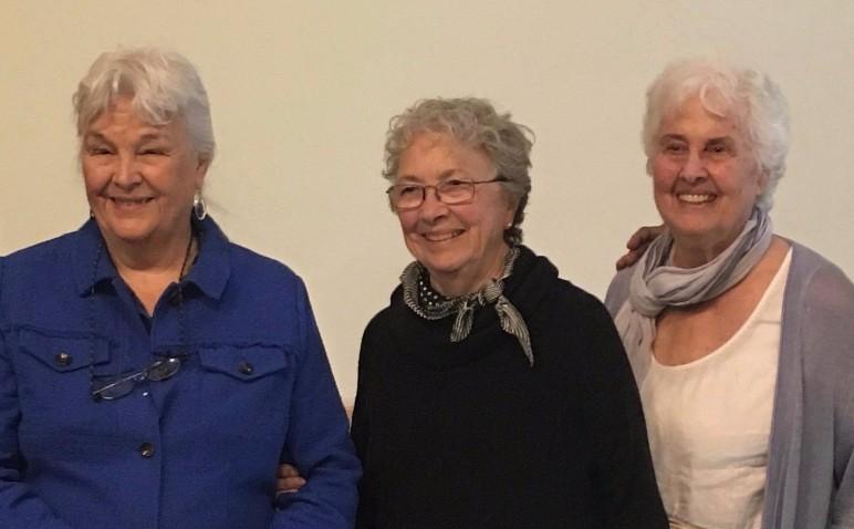 Stillpoint founders: Dawn George, Ann Jaqua, Dixie Young