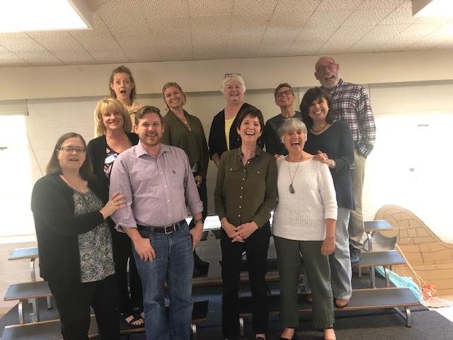 Stillpoint Class of 2019 Group Spiritual Directors