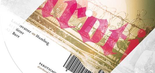 Parotic 17 & 18 - Vinyl packaging