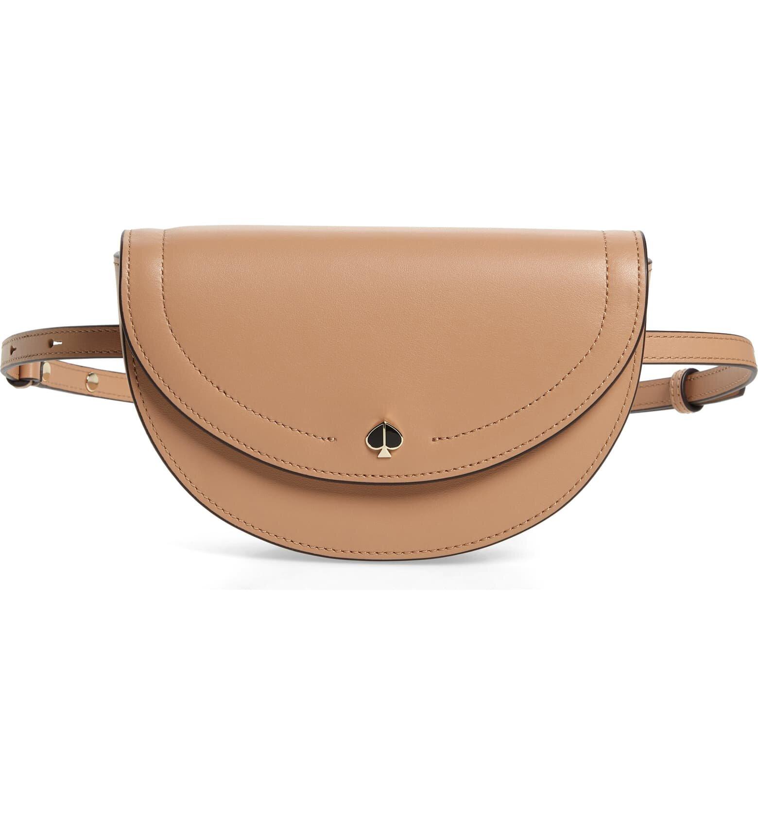Nude Belt Bag
