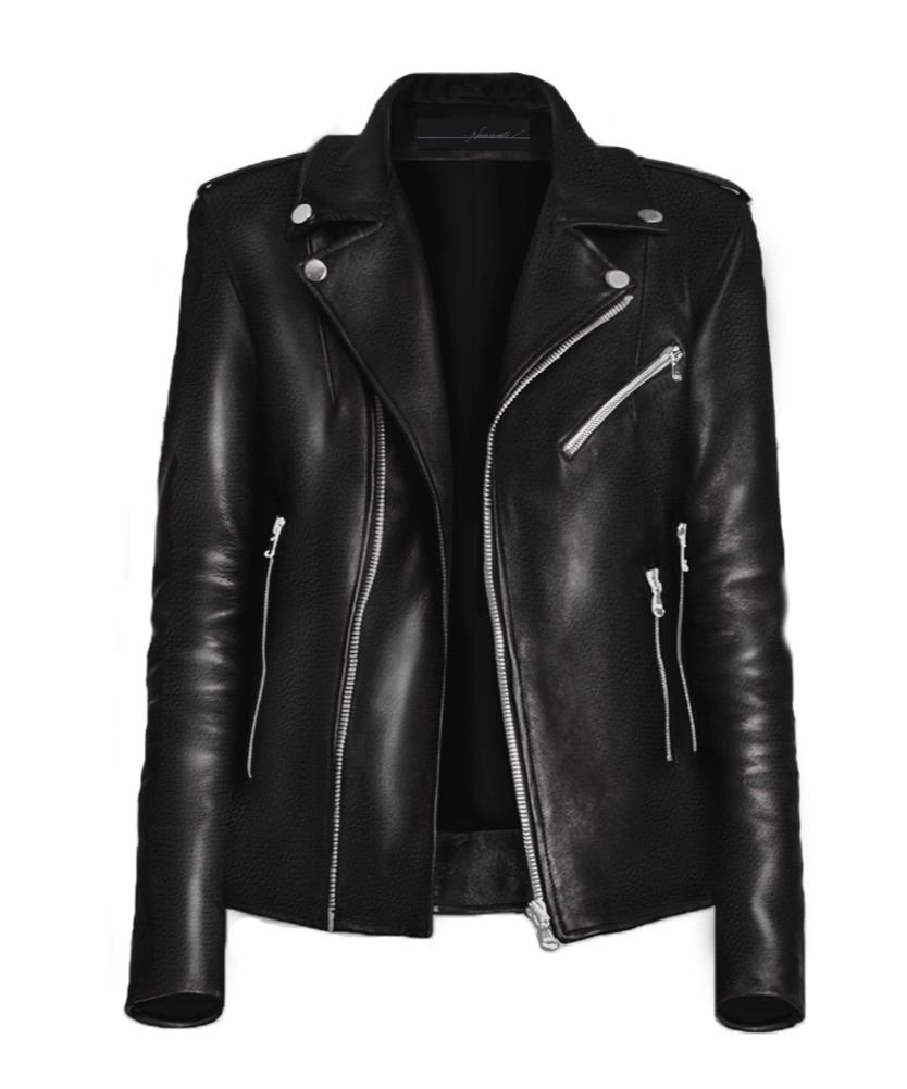 By the Namesake Yoko Custom Leather Jacket