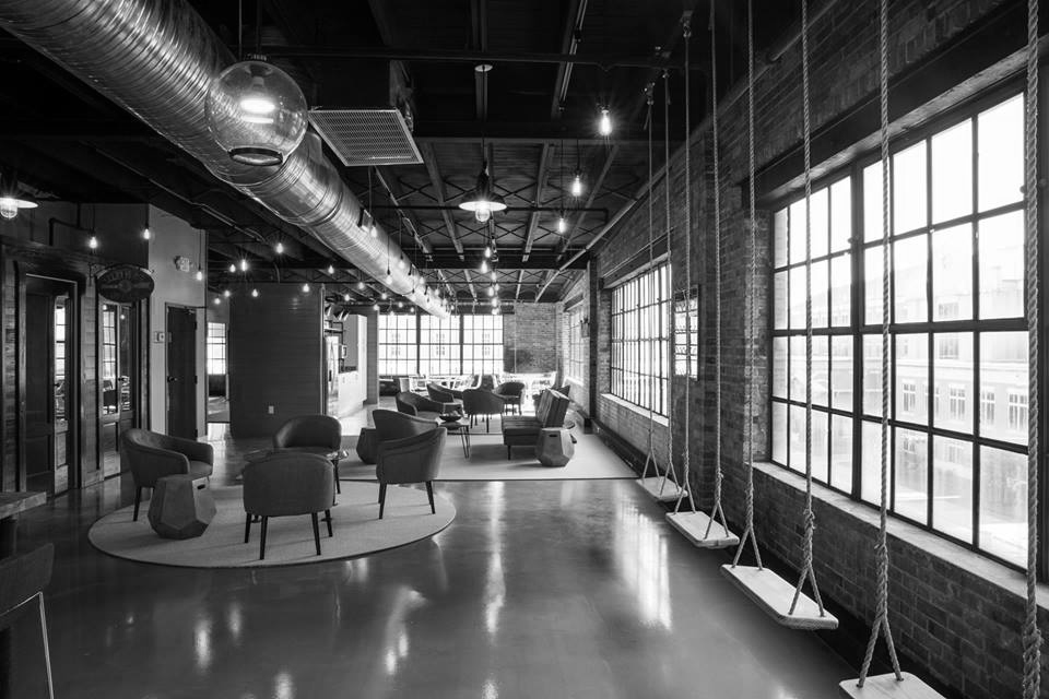 COWORKING JUST BECAME MEANINGFUL -