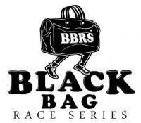 2018 race series - black bag