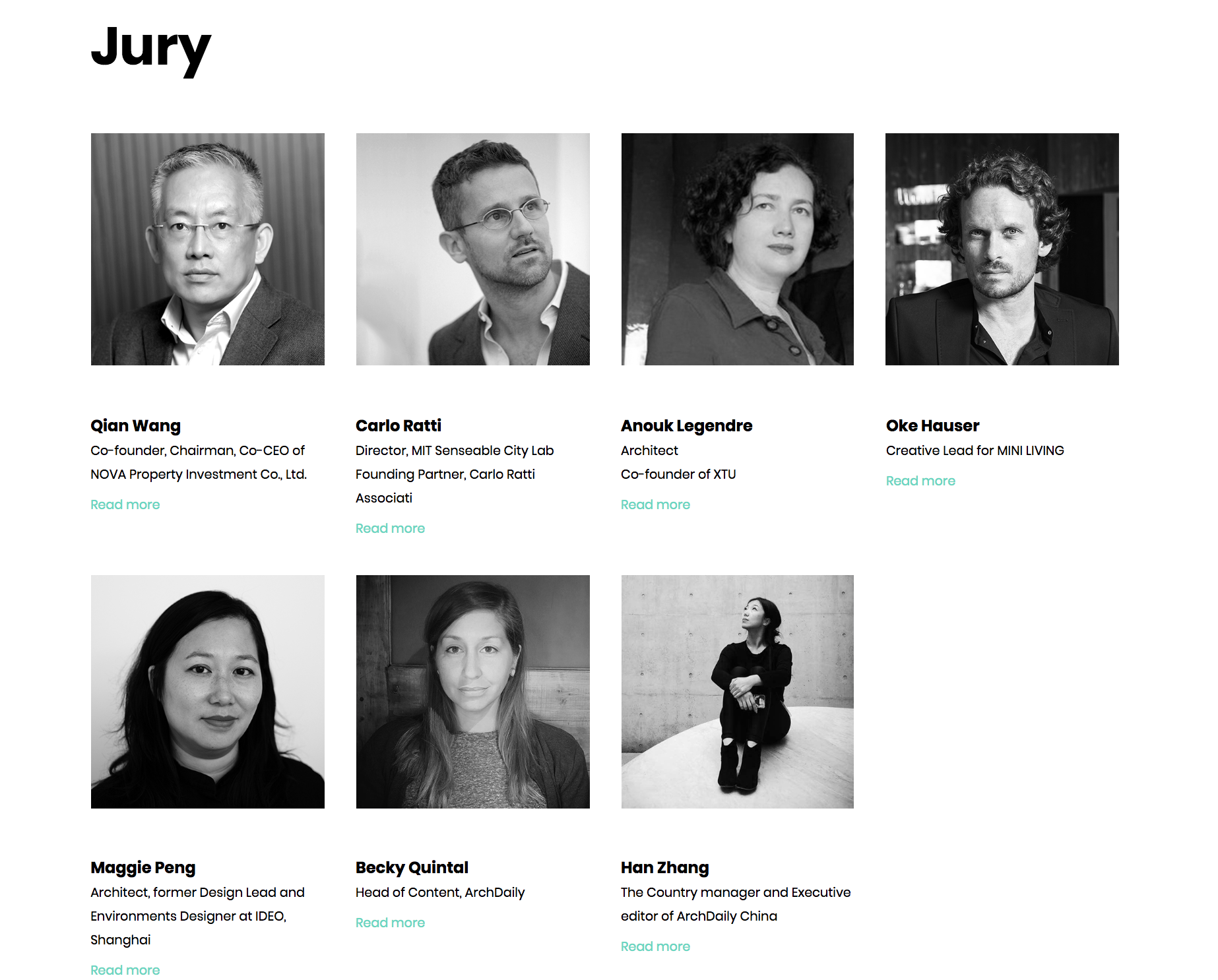 Jury Shanghai