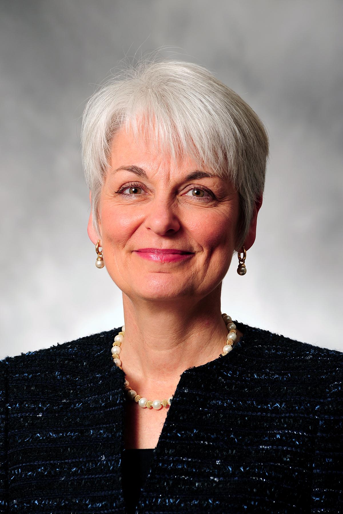 Laurie Hamen | President of Mount Mercy University