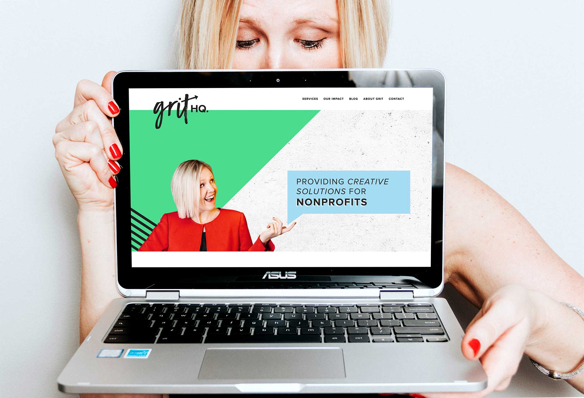 GRIT HQ - Website Design for Nonprofits and Small Businesses