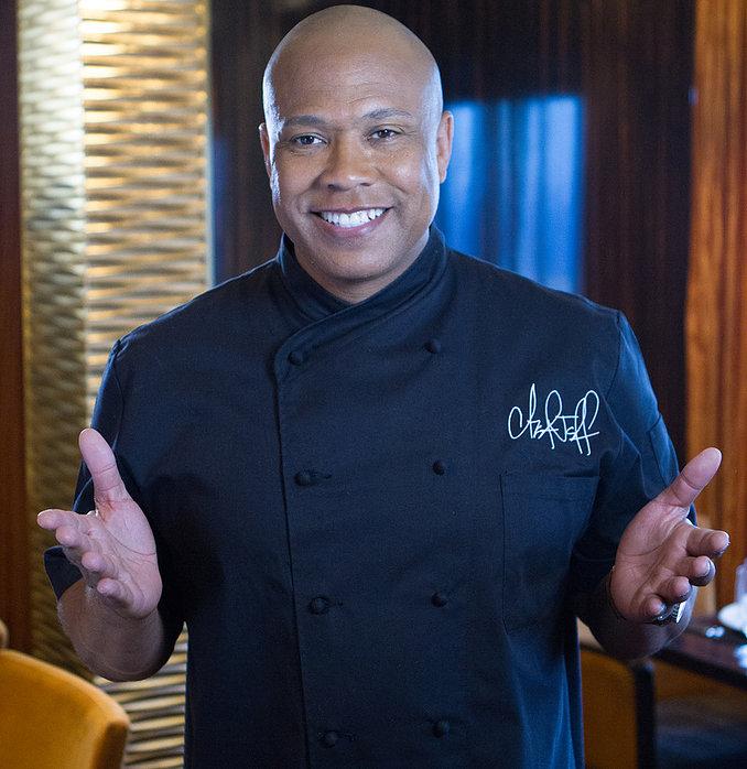 Chef Jeff Henderson -