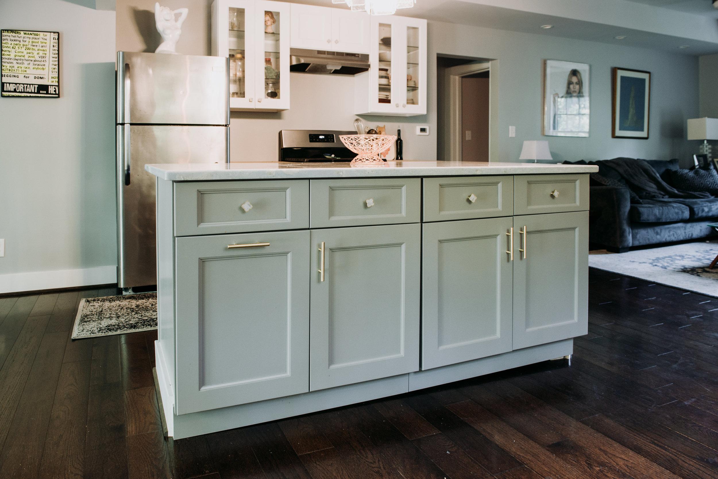 Kitchen Cabinet Remodeler in Buffalo