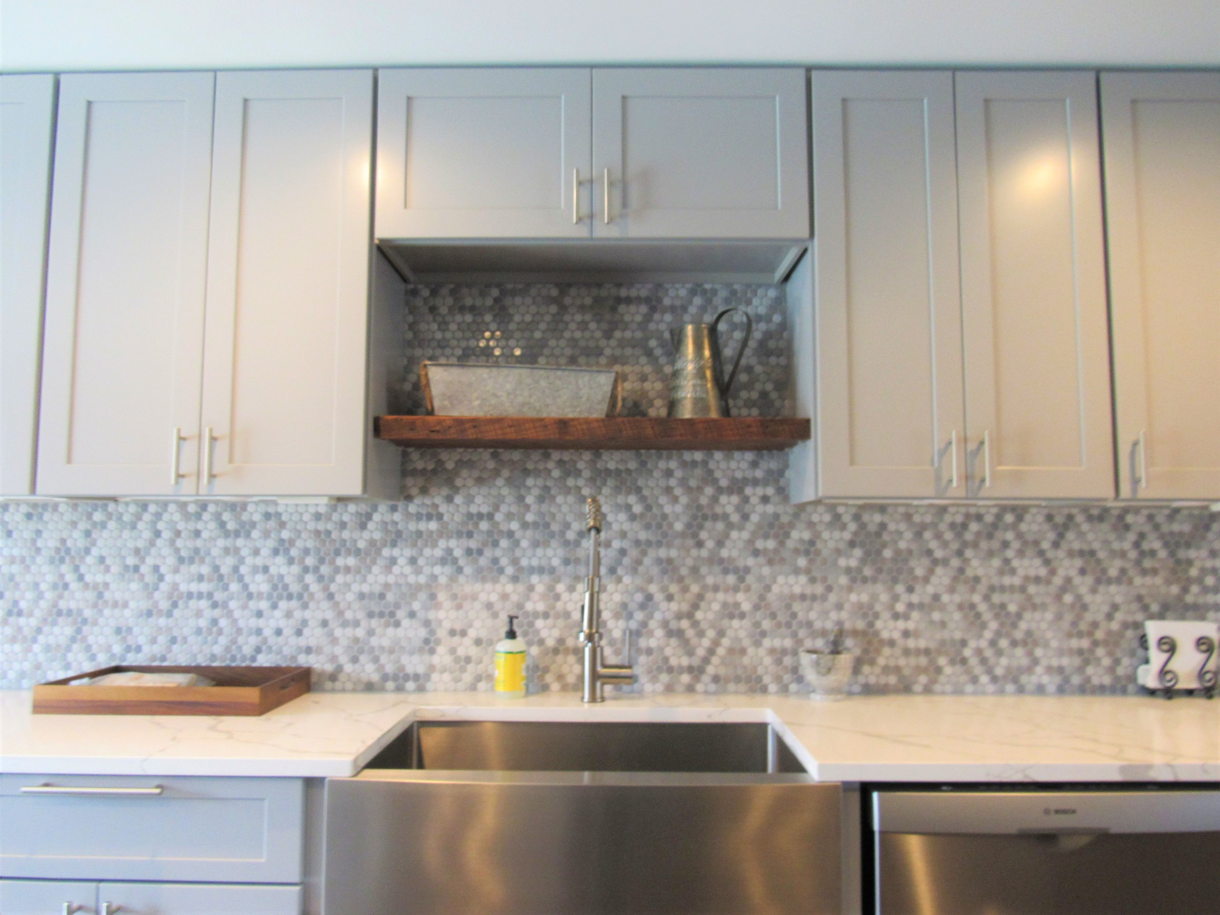 Above Sink Kitchen Cabinets - ACME Cabinet Co. | Buffalo, NY