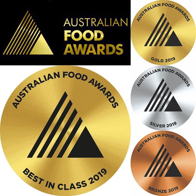 The results of the Australian Fine Food Awards are in and we're thrilled to share with you that we were awarded two🥇four🥈one🥉 and our Salted Macadamia Buttercrunch took out the Best In Class Title for Confectionery 🏆We are fortunate to work with the most incredible Australian ingredients and work hard to hand make your exquisite treats. We're delighted with the results 🍾✨. Our complete range will be available for you to sample at tomorrow's Olive Tree Market and at next weekends Aroma Festival  #celebration #australianchocolate #nativeaustralian #thankful #australianfoodawards #myrtleandpepper #theolivetreemarket #mymaitland #newcastlensw