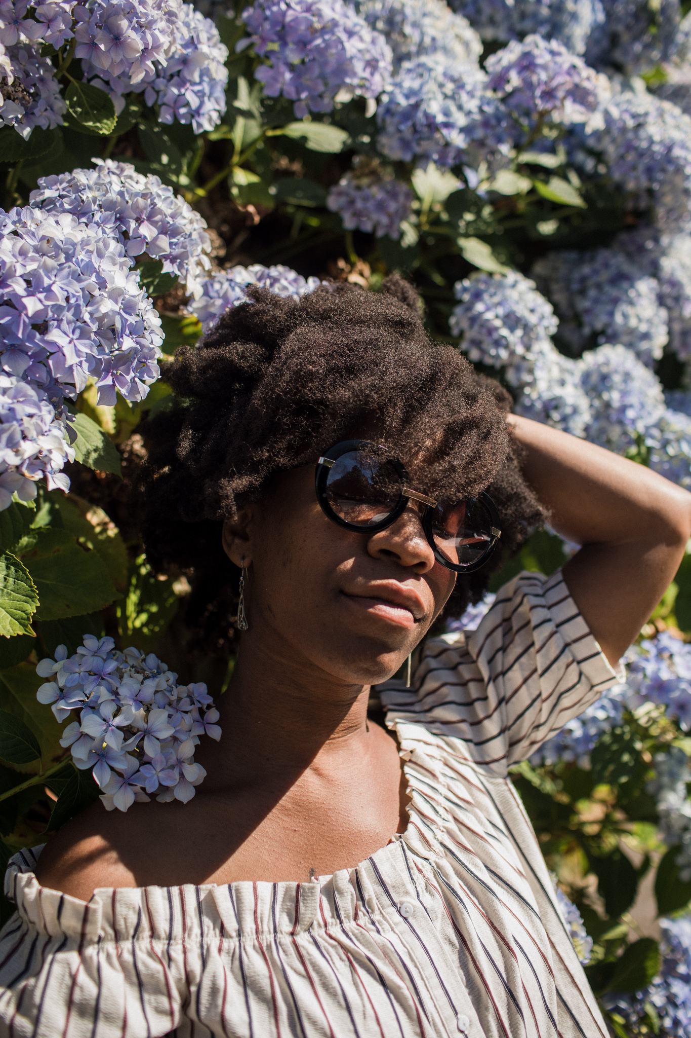 Jasmine Onya'e Kelley for Portland in Color
