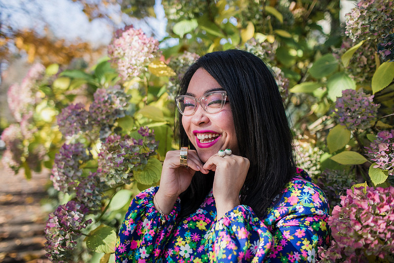 Sashiko Yuen for Portland in Color