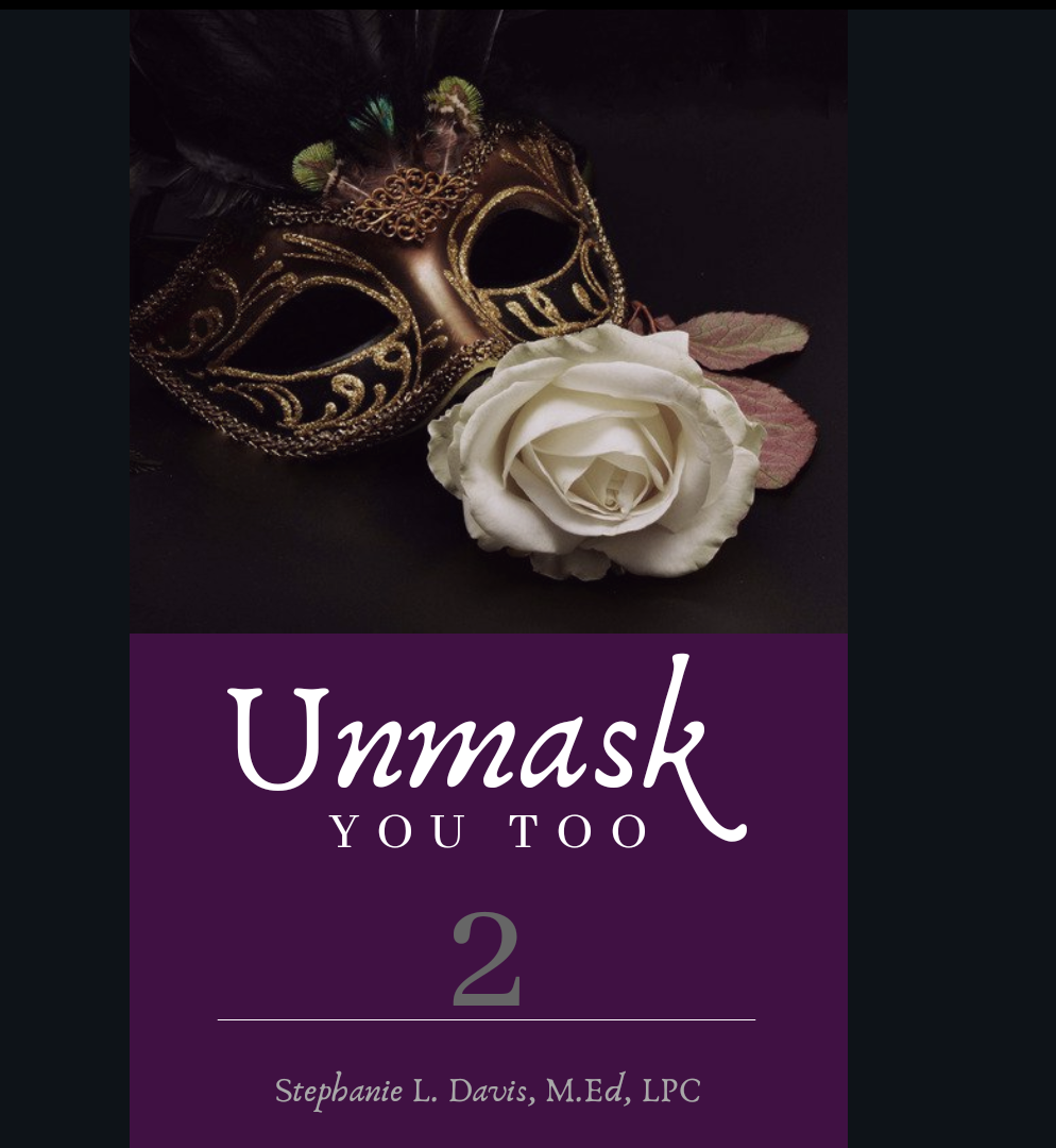 Unmask You Too: Collections of Introspections, the sequel to Unmasked: The Journeys & Its Lessons, pinpoints the story of a young ladies growth, and journey to self love.
